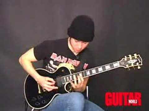 Trivium - Betcha can't play this