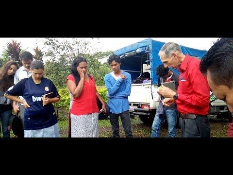 Batallas de Fe Ecuador | Detrás de cámaras