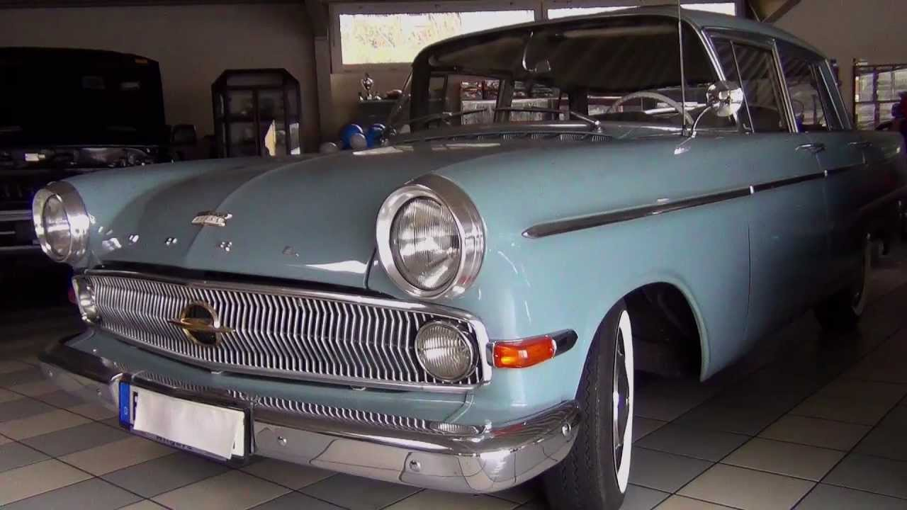 Old Opel Cars For Sale