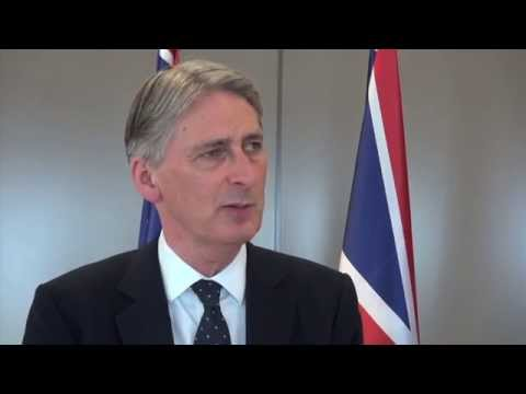 Philip Hammond Interview 19 02 2015