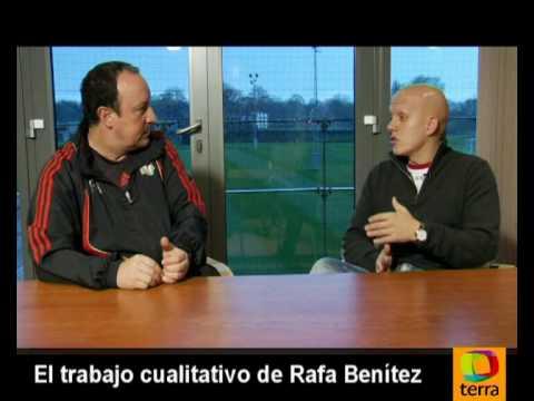 Marcos López entrevista a Rafa Benítez (Parte 1)
