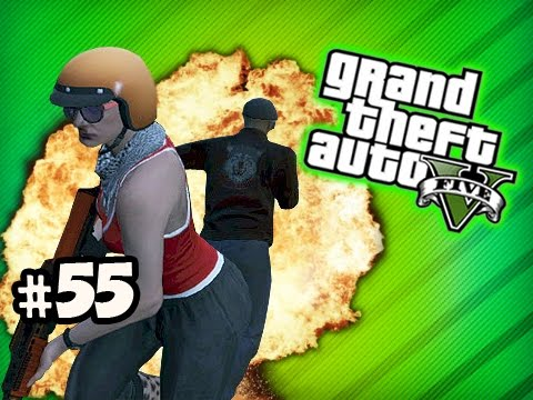 WHEN FANBOYS ATTACK - Grand Theft Auto 5 ONLINE Ep.55