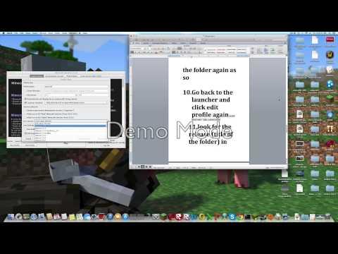 How to Install nodus for 1.7.2+ for MAC Including Nodus 2.0!!!