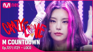 Download lagu [ITZY - LOCO] Comeback Stage | #엠카운트다운 EP.727 | Mnet 210930 방송