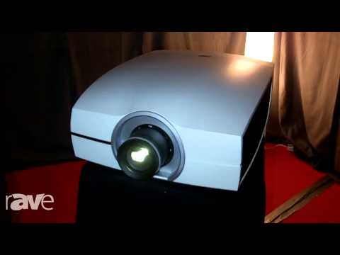 COMM-TEC 15: Barco Highlights Its 6,000 ANSI Lumens Laser Phosphor Projector (DE)
