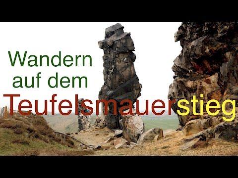 Auf des Teufels Spuren - Wandern im Harz