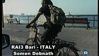 Somen Debnath - RAI3 Italy