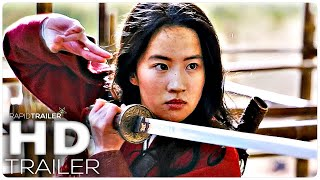 MULAN Final Trailer (2020) Disney, Adventure Movie HD