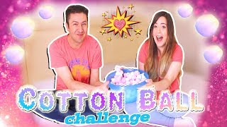 Cotton Ball Challenge ft. Miss Madden #Internet4u
