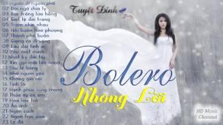 Tuyệt Đỉnh Bolero Không Lời - Nhạc Bolero Không Lời Tuyển Chọn Những Bản Hòa Tấu Saxophone Hay Nhất