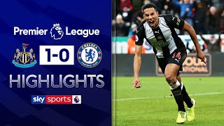 Hayden scores 94th minute winner! | Newcastle 1-0 Chelsea | Premier League Highlights