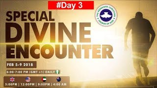 RCCG Special DIVINE ENCOUNTER 2018_ #Day3
