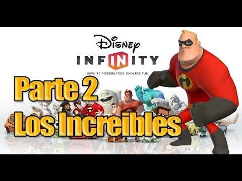 Disney Infinity - Parte 2 Los Increibles - Español