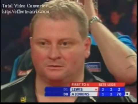 Andy Jenkins vs. Adrian Lewis - 2007 PDC World Championships