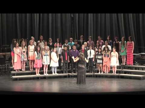 If I Die Young- Connolly Middle School Honor Choir