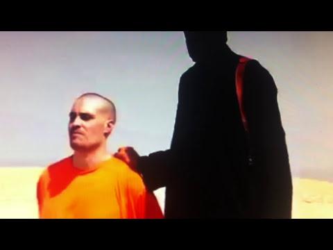 (CENAS CHOCANTES) DECAPITAÇÃO DE JORNALISTA AMERICANO POR TERRORISTAS