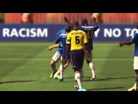 2014 Fifa World Cup - Colombia Vs Peru, Ecuador y Uruguay - Eliminatorias Rumbo al Mundial
