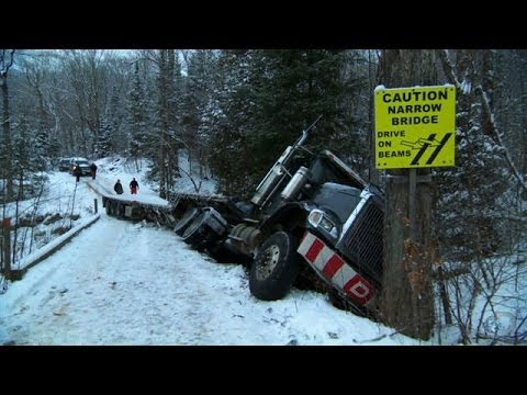 18 Wheeler Crash | Timber Kings