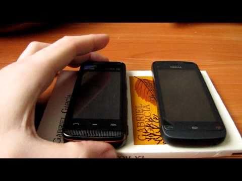 Nokia 5530 vs Nokia C5-03