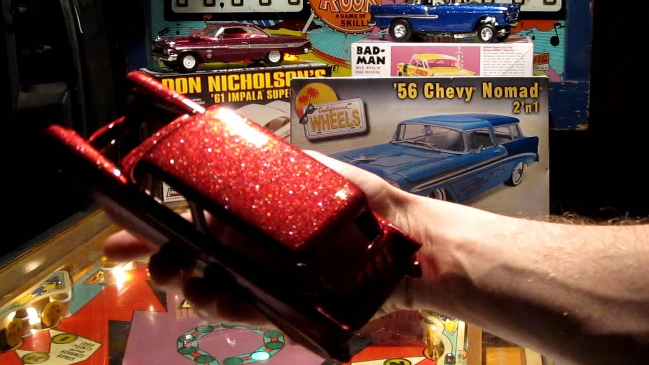 Red Metal Shovel /& Bucket Models for 1:10-4 RC Rock Crawlers Car