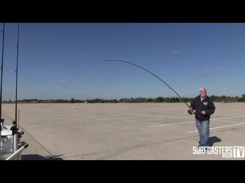 Surf Fishing 101 -Episode # 9,  All About Rods with Lou Caruso