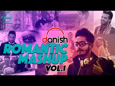 Download Lagu Romantic Mashup - Vol 1 | DJ Danish | Punjabi Song Collection | Speed Records MP3 Free