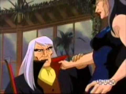 Real Adventures of Jonny Quest Bat Transformation