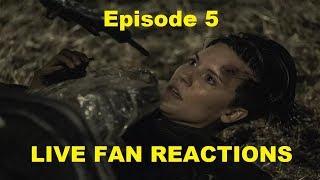 Fear the Walking Dead Season 5 Episode 5 - FAN REACTIONS LIVE
