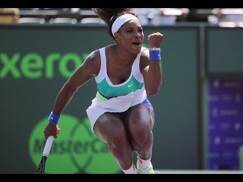 2013 Sony Open Tennis Day 8 QF WTA Highlights