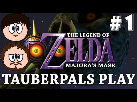 Tauberpals Play Majora's Mask fairy Incest Part 1 video