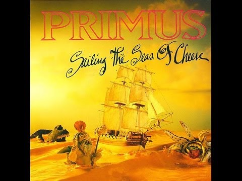Primus - Sailing the seas
