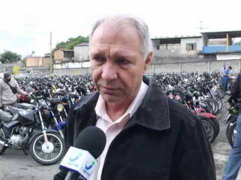 Detran realiza leilão de veículos em Betim