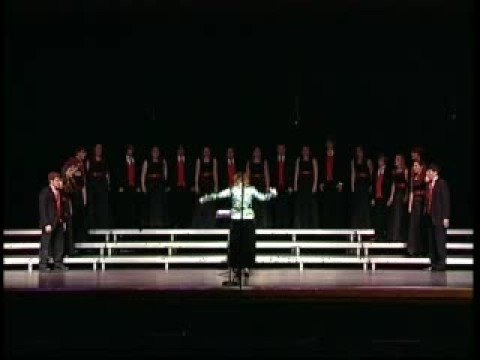 Godwin High School Madrigals- I Am Not Yours