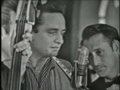 Johnny Cash - I Was There When It Happened