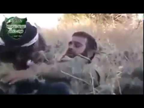 Сирия Кадры реальных боев!!!это страшно