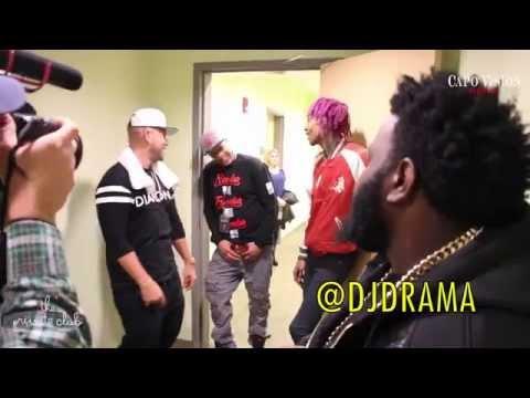 Royce Rizzy X Wiz Khalifa Blacc Hollywood Secret Tour video