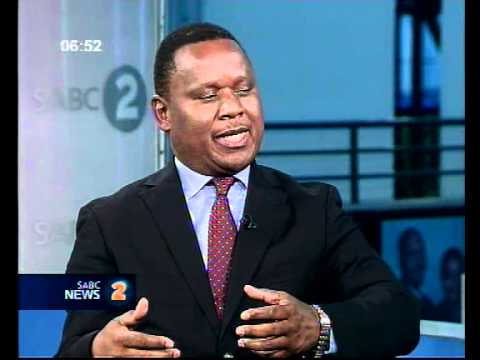 "Morning Live interview with Frank Chikane on his book: ""Eight days in September, the removal of Thabo Mbeki. The book is written by Reverend Frank Chikane, w..."