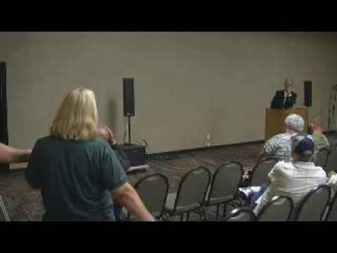 Senator Tom Coburn Town Hall - Muskogee, Oklahoma - August 21, 2013