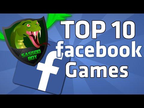 Top 10 Facebook Games 2015