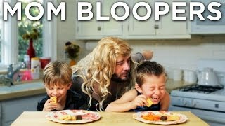 BLOOPERS! Don