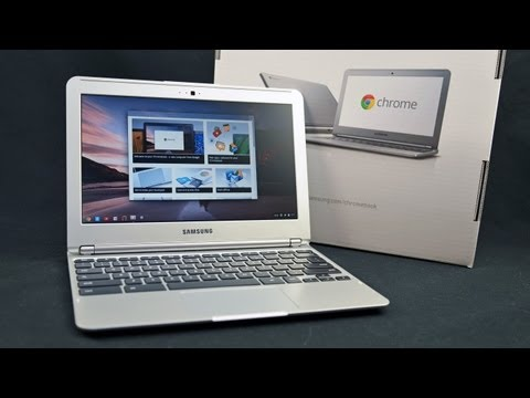 Samsung Chromebook: Unboxing & Review Music Videos