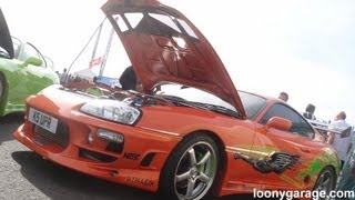 Toyota Supra - Fast and Furious