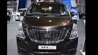 New Hyundai H1 2017 Check With New Specifications
