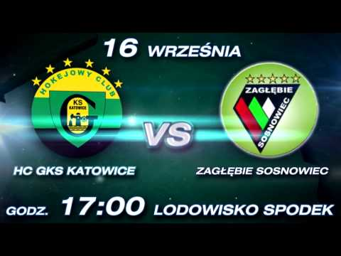 HC GKS Katowice - Zagłębie Sosnowiec