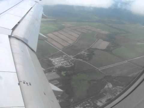 Авиа полёт Владивосток - Сахалин.