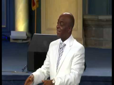 Bishop David Oyedepo - Faith To Change The World video
