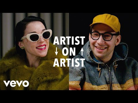Artist on Artist: St. Vincent x Jack Antonoff on Censorship, Leather Masks, and Biblica...