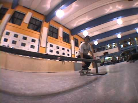 Greg Moore skate contest -  Maple Ridge