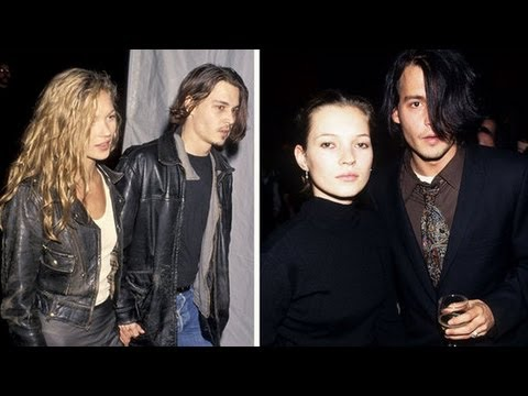 Kate Moss Talks Johnny Depp Breakup in Vanity Fair