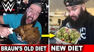 10 WWE Wrestlers Shocking Diet Transformations 2019 - Braun Strowman, Seth Rollins & more